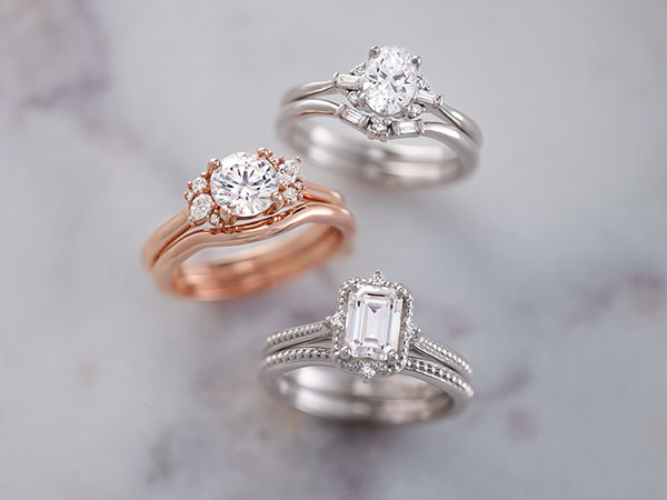 Visionary Jewelers Engagement Jewelery
