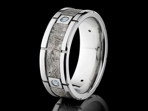 Visionary Jewelers Men's Wedding Bands